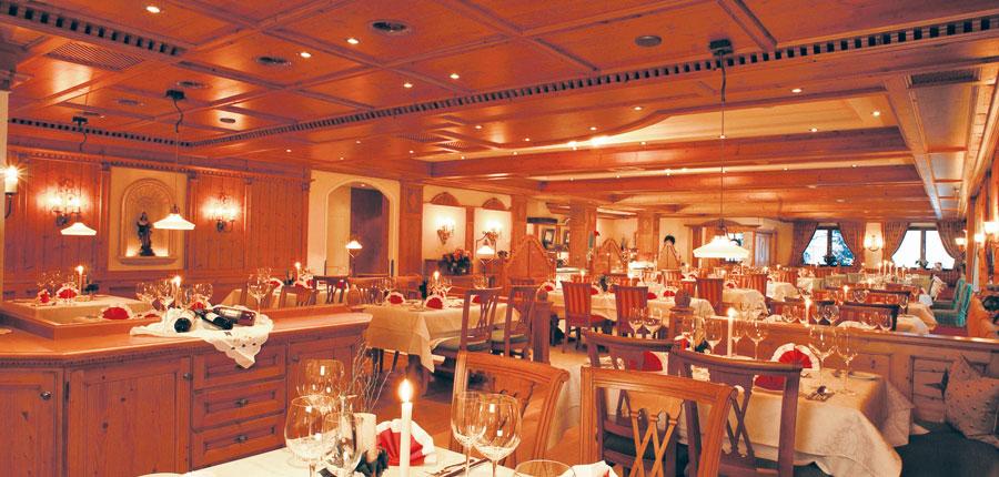 Alpenhotel Kitzbühel, Kitzbühel, Austria - dining room.jpg